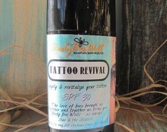 Tattoo Revival ..renew your tattoo
