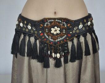 Tribal bellydance belt