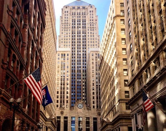 Chicago Board of Trade, Chicago Building, Skyscraper, Chicago Photography, City Photography, Chicago Wall Art, Chicago Prints