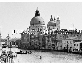Venice Grand Canal - Film Photography Fine Art Print