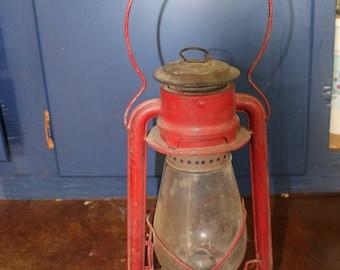 Vintage Orvell Shapeleigh Kerosene Lantern St. Louis U.S.A