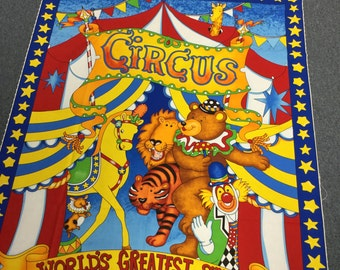 Bart Circus by Timeless Treasures