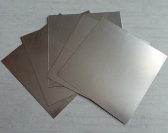 Pure Ti (titanium) plate for GaNS production
