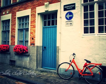 Bruges Belgium, Bicycle