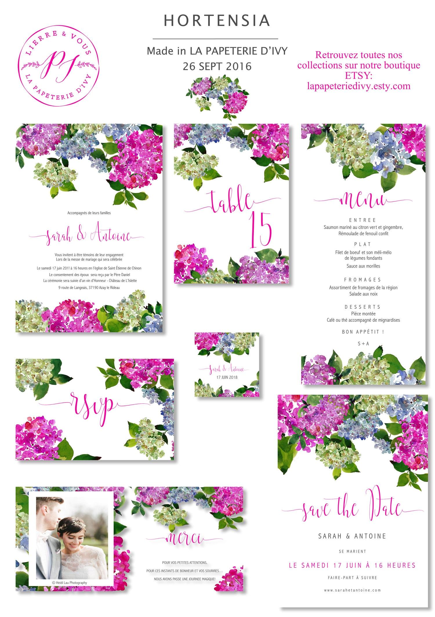 La Papeterie dIvy - Print-It Yourself