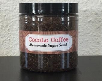 CocoLo Coffee Sugar Scrub
