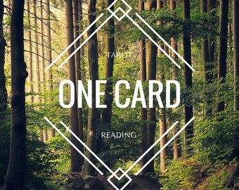 One Card Quick Tarot Reading