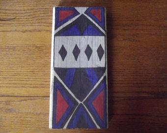 Original Wood Artwork - 5x12 -