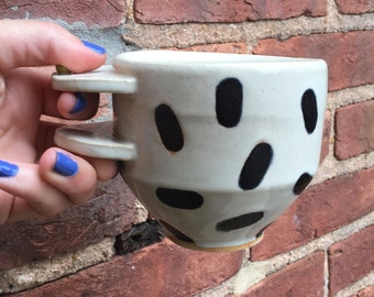 beans ~ stacking mug
