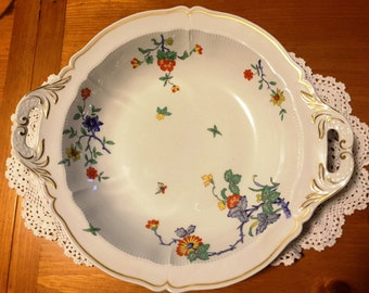 Haviland Limoges Bowl with Handles