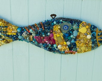 Tropical Parrot Fish