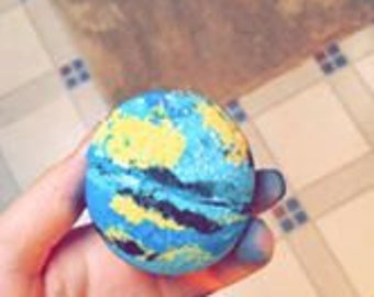 Starry Night Bathbomb