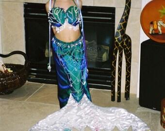 Custom Mermaid Costume