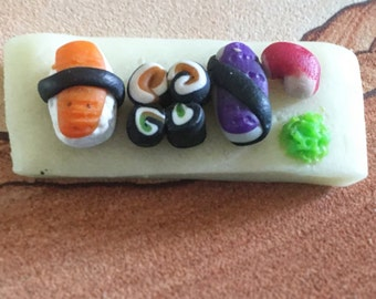 Mini Clay Sushi