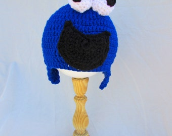 Cookie Monster Hat