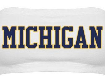 University of Michigan Bandeau