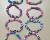 8 Melanie Martinez Kandi Bracelets