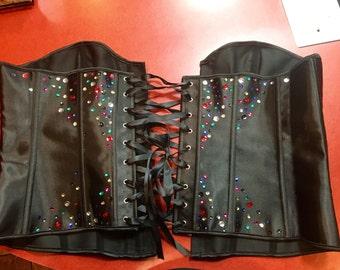 Rocky Horror floorshow corset