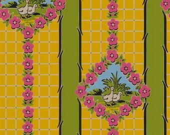 Ducks on a pond wallpaper