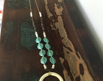 Beautiful long statement necklace *SALE*