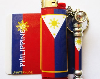 Philippines Matching Pipe and Lighter