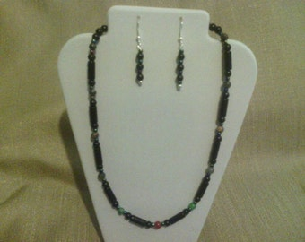177 Beautiful Gemstone Beaded Choker