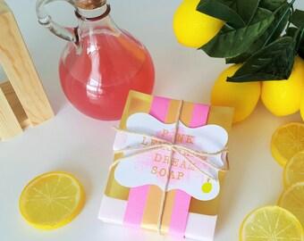Pink Lemonade Dream Soap - Pink Lemonade Soap