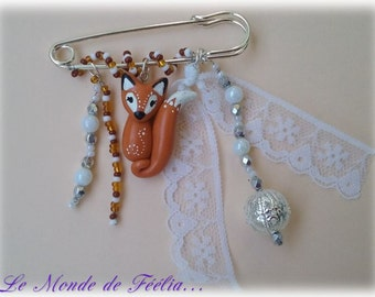 PIN pin nursemaid Fox