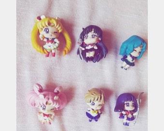 SALE CUSTOM Sailor Moon Crystal Decoden Phone/DS case