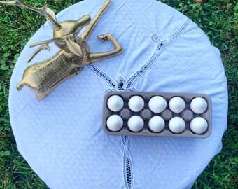 10- Count Ceramic Egg Carton