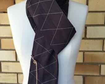 "The ""ASAKO"" waist/neck tie"
