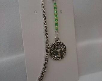 Handmade Bookmark, The Tree Of Life