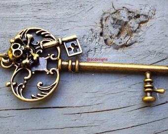 Pirate Key Pendant