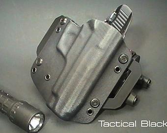 Glock 17/22/31 - Xpert OWB Kydex Holster -  RedX Gear