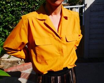 Marigold Blouse for S/M frame