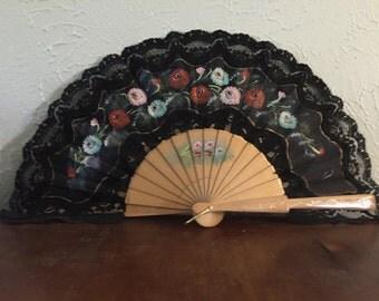 Vintage Fan from Spain