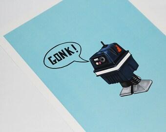 Gonk Print