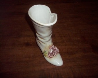 Vase PORCELAIN SHOE