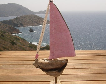 Driftwood Ship