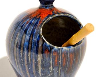 Small Salt Pot 9cm