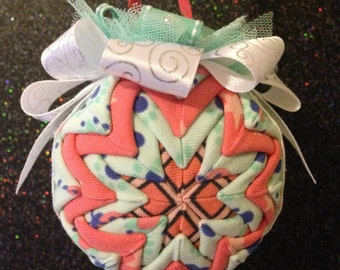 Matilda Jane Inspired Fabric Ornament