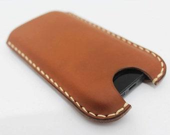 Handmade Genuine Leather Case for I Phone 6