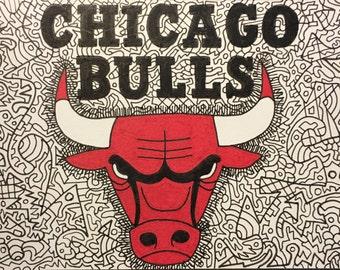 NBA Chicago Bulls Logo
