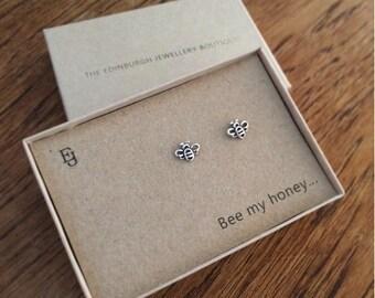 Bee My Honey 'Bee' Studs