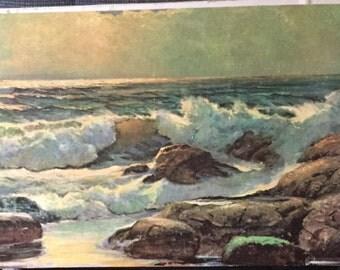 Robert Wood Pacific Sunset #425