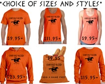 Choice of 1 Camp Half Blood Cosplay Item * Sizes 2T - 6XL * Shirt * Tank * Hoodie * Long Sleeve * Tote Bag * Percy Jackson Parody * Olympus