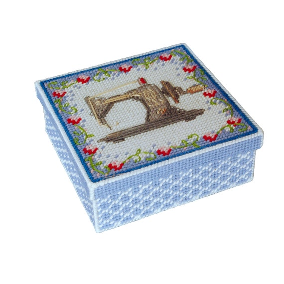 BOX Plastic Canvas Patterns Free Tissue Box Cross Stitch Printable Pattern For Plastic Canvas ...