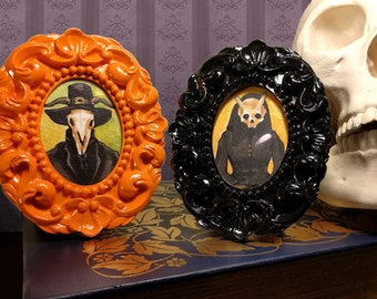 Ghoulish Ritual Portrait set
