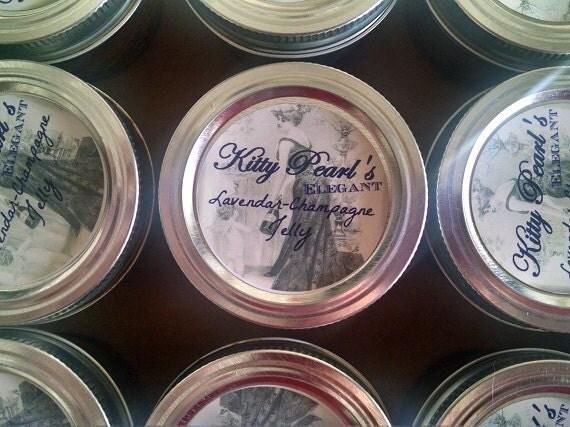 Kitty Pearl's Custom Order Case of Preserves