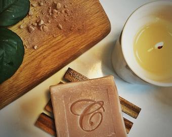 Creamy Cocoa Butter Soap,
